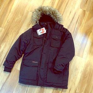 NWT Canada weathergear oversized jacket goose